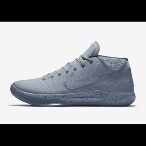 "Brand New Nike Kobe A.D. Size 13 Gray ""Detached"""